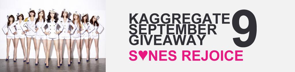 Kaggregate's September Giveaway!