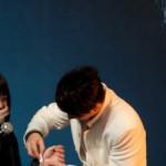 Last Stop of Han Geng's Asia Tour