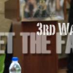 3rd Wave Meet The Fan @ Boulevard Hotel
