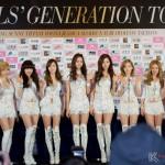 Girls' Generation Hong Kong Tour Press Conference