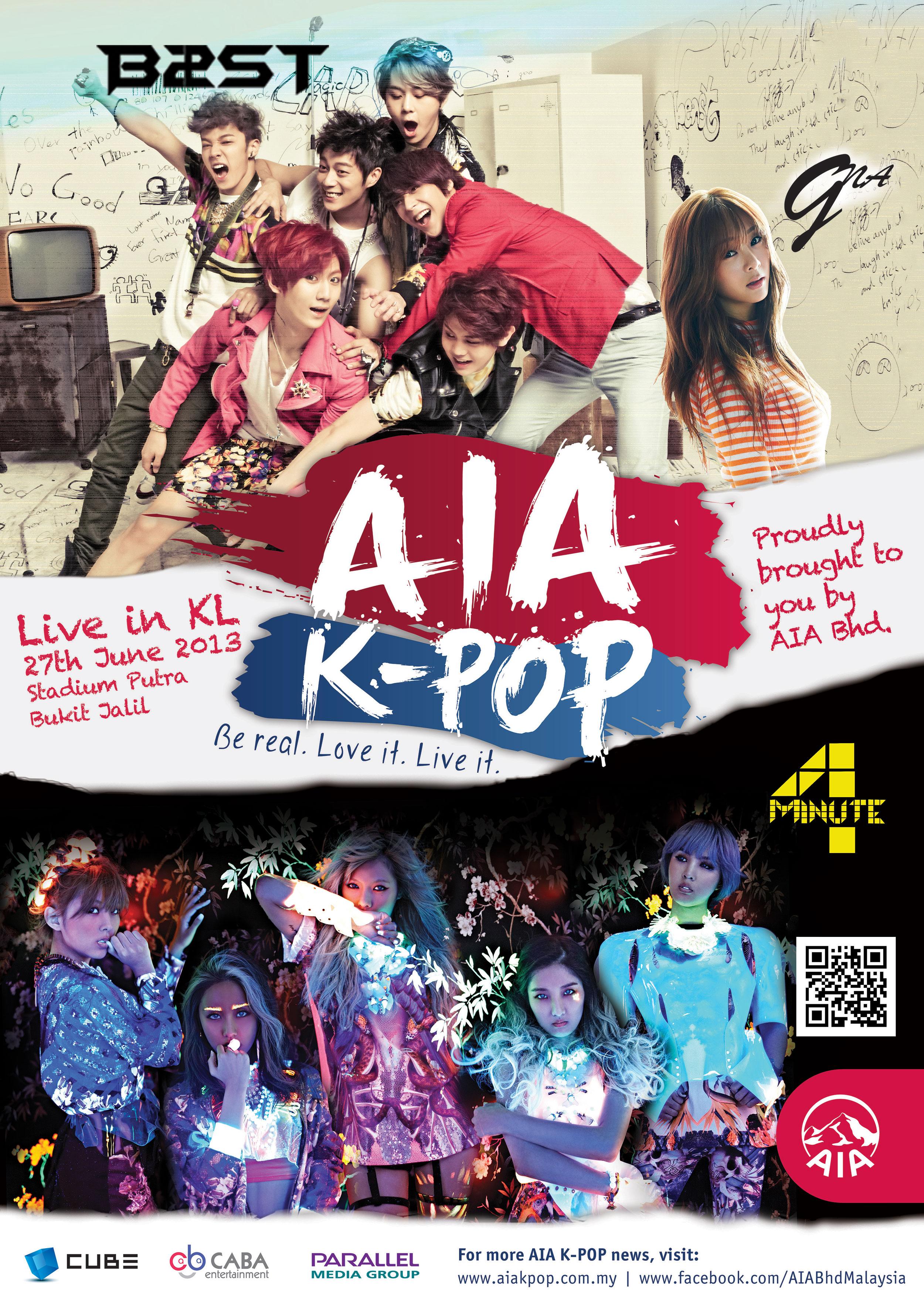 AIA K-POP